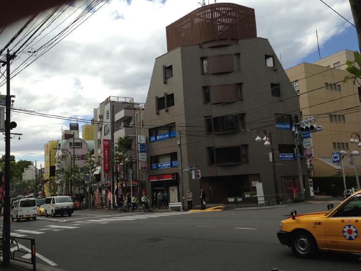 早稲田駅近辺